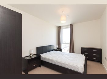 EasyRoommate UK - Large Double Room at Panoramic Tower E14 6FA, Poplar - £1,150 pcm