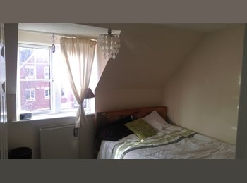 EasyRoommate UK - Large double room in 2-bed flat Oxford, Slade Park - £500 pcm