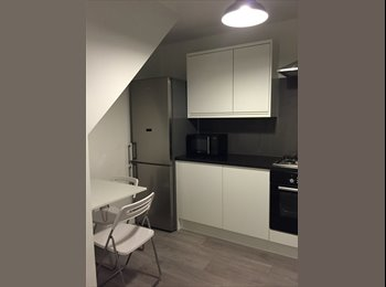 EasyRoommate UK - Newly renovated flat.  One large double room., Poplar - £700 pcm