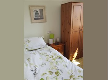 EasyRoommate UK - Lovely Single Move in Now Executive Home  Mon - Fri   Free Wifi Cable TV, Chellaston - £275 pcm