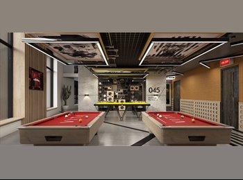 EasyRoommate UK - Luxury Studio On Oxford Roa d, Castlefield - £1,070 pcm