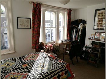 EasyRoommate UK - Large double in beautiful Victorian house w/garden, Mile End - £840 pcm