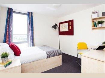 EasyRoommate UK - Premium range 1 en-suite room In 6th floor.  , Castlefield - £660 pcm