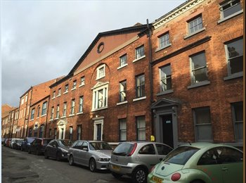 EasyRoommate UK - Rooms To Let, King Street, Wakefield City Centre, WF1 2SQ, Wakefield - £280 pcm