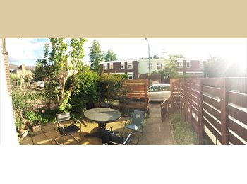 EasyRoommate UK - Lovely Double bed room Bethnal green Stepney with Garden £650  all inclusive , Mile End - £650 pcm