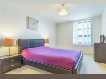 EasyRoommate UK - Lovely Double Room w/Bills Incl, Fully Furnished!, Ratcliff - £1,300 pcm