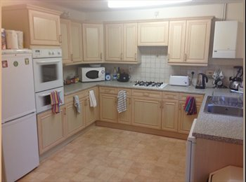 EasyRoommate UK - Ensuite Furnished Room available immediately, Slade Park - £675 pcm