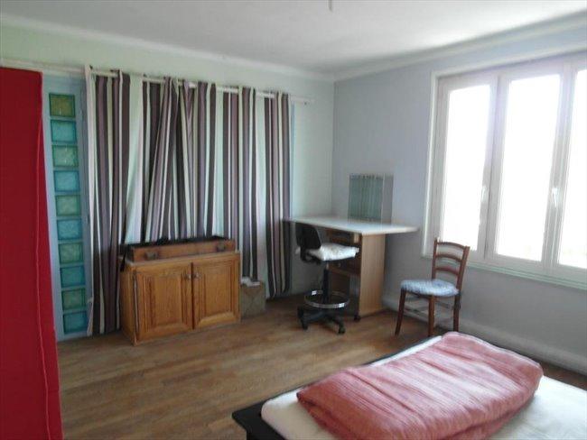 Colocation lorient chambre 18m libre colocation 100m for Chambre libre