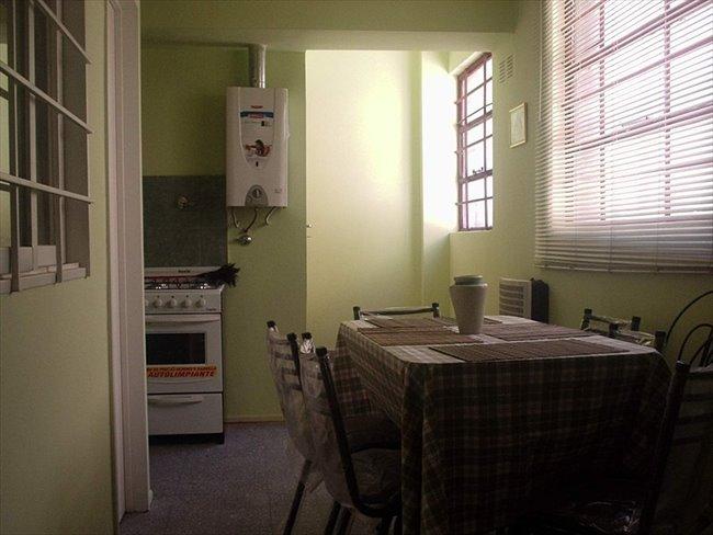 Habitacion en alquiler en Buenos Aires - DEPTO SOLO PARA SRTAS JOVENES QUE  ESTUDIEN Y/O TRABAJEN | CompartoDepto - Image 3
