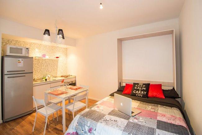 Habitacion en alquiler en Buenos Aires - STUDIOS EN PALERMO HOLLYWOOD! | CompartoDepto - Image 1