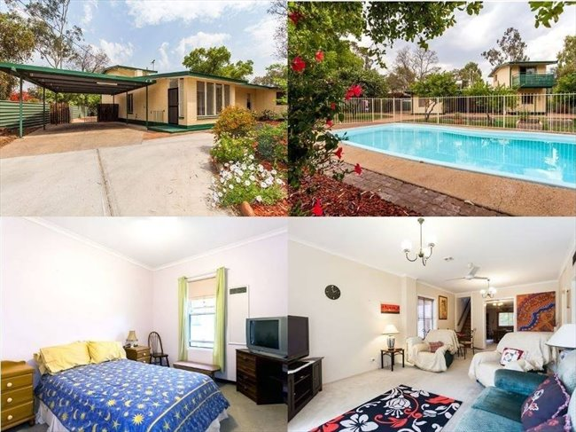 Room to rent in Araluen - Large House for Easy Going Professionals - Image 1
