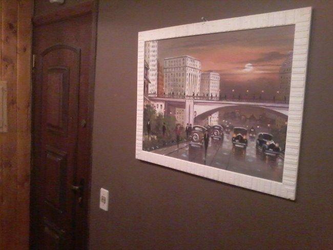 Aluguel kitnet e Quarto em Santo Amaro - Suites com banheiro privativo em Santo Amaro, de  10 mts, mobiliadas, somente para  mulher | EasyQuarto - Image 1
