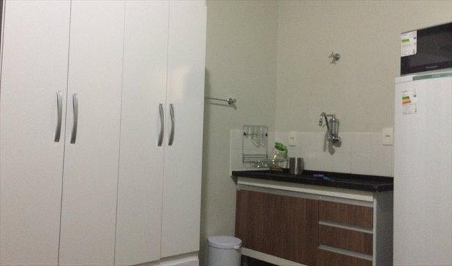 Aluguel kitnet e Quarto em Belo Horizonte - Kitnet Mobiliada Cidade Jardim | EasyQuarto - Image 3