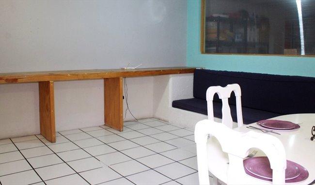 Cuarto en renta en Toluca - HABITACIONES TOLUCA SOLO PARA MUJERES (ESTUDIANTES)  | CompartoDepa - Image 3