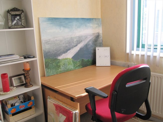 Kamers te huur in Utrecht - Furnished room for temporary stay for females only! | EasyKamer - Image 1