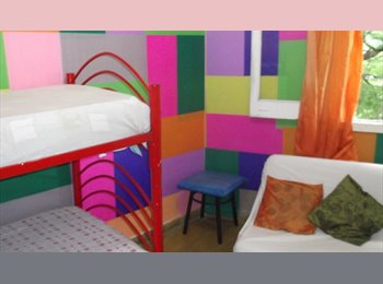 CompartoDepto AR -  - Habitacion a COMPARTIR - Estudiantes de Intercambio (Extranjeros), Córdoba - AR$ 3.000 pm