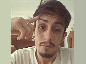 CompartoDepto AR - Omar - 24 - Santa Fe de la Vera Cruz