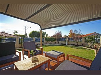 EasyRoommate AU - Large private bedroom in renovated character home , Stirling - $200 pw