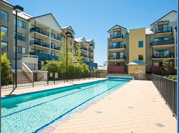 EasyRoommate AU - Resort Style Apartment Highgate, Perth - $250 pw