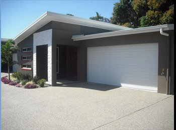 EasyRoommate AU - Room for Rent: Modern, Quiet, Secure, Great Location, Air Con, Remote Garage, Mackay - $120 pw