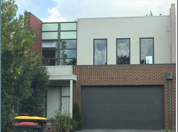 EasyRoommate AU - Master bedroom and Double room is available for rent, Lysterfield South - $200 pw