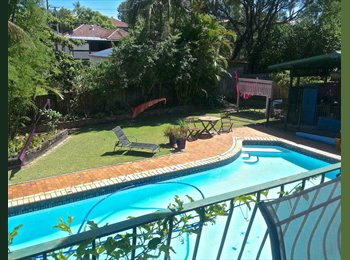 EasyRoommate AU - fabulous share house for couple or single person, Red Hill - $175 pw