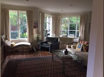EasyRoommate AU - Fully furnished  double bedroom + ensuite in 3 bedroom unit., Kew - $350 pw