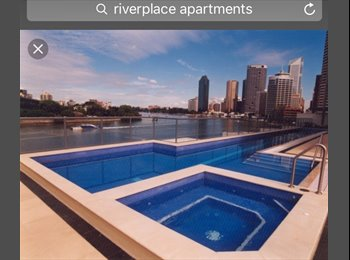 EasyRoommate AU - RIVERPLACE...THE BEST PLACE IN BRISSY, Spring Hill - $170 pw