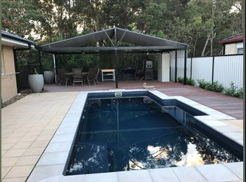 EasyRoommate AU - Fully furnished house - 2 rooms for rent , Greater Springfield - $200 pw