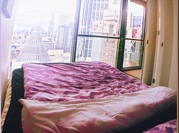 EasyRoommate AU - Large Private room in CBD!! Near RMIT too , Melbourne - $430 pw