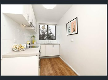 EasyRoommate AU - Master bedroom in renovated apartment, Collingwood - $200 pw