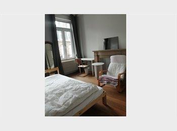 Appartager BE - Famille chaleureuse accueille étudiant ou stagiaire  à Verviers, Verviers - 390 € pm