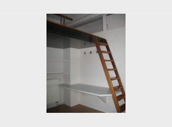 Appartager BE - Chambre 20m² avec mezzanine (TOUTES CHARGES COMPRISES), Saint-Nicolas - 350 € pm
