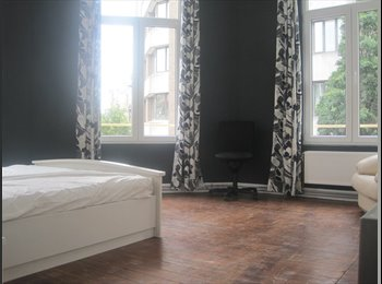Appartager BE - BEAUTIFUL LARGE ROOMS IN ANTWERP CENTRE available FROM AUGUST 2017, Anvers - 400 € pm