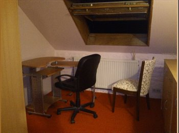 Appartager BE - single, furnished room available IMMEDIATELY, Schaerbeek Schaarbeek - 430 € pm