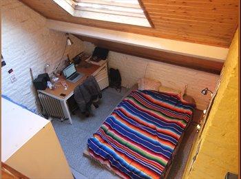 Appartager BE - chambres d'étudiant, Saint Gilles Sint Gillis - 375 € pm