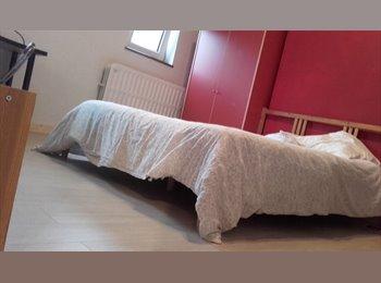 Appartager BE - Famille chaleureuse cherche colocataire, Verviers - 425 € pm