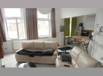 Appartager BE - Location pour étudiants dans appartement tout confort, La Louvière - 350 € pm