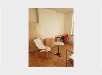 Appartager BE - Appart confortable à Uccle pour 2 pers. en coloc. | 1 ch. de libre, Uccle-Ukkel - 360 € pm