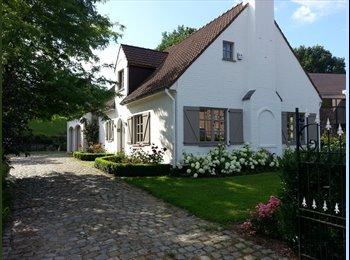 Appartager BE - Chambre dans charmante villa à Dion-Valmont, Wavre - 340 € pm