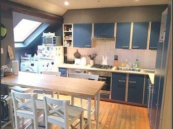 Appartager BE - Kot / chambre dans collocation existante, Etterbeek - 450 € pm