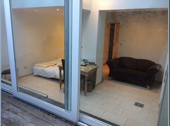 Appartager BE - Superbe chambre meublée avec terrasse jardin, Etterbeek - 485 € pm