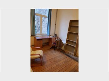 Appartager BE - Appart confortable à Uccle pour 2 pers. en coloc. | 2 ch. de libre, Uccle-Ukkel - 360 € pm