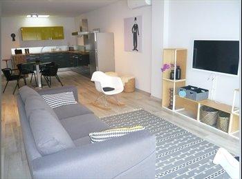Appartager BE - maison neuve contemporaine, Ans - 1.000 € pm