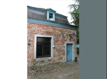 Appartager BE - Dans propriété en bord de Meuse, chambres à louer , Profondeville - 290 € pm