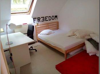 Appartager BE - Maisons de quatre et six chambres à louer, Louvain-la-Neuve - 370 € pm