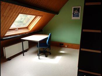 Appartager BE - Maison en colocation près du centre sportif de LLN, Louvain-la-Neuve - 350 € pm