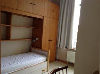 Appartager BE - Proche de l'ULB - Chambre(s) pour étudiant(e)s, Etterbeek - 430 € pm