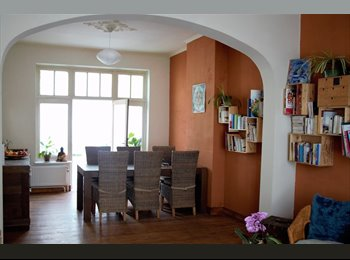 Appartager BE - Chambre à louer, Charleroi - 300 € pm