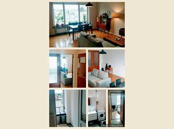 Appartager BE - Une chambre à louer dans un appartement 2 chambres, Auderghem-Oudergem - 420 € pm